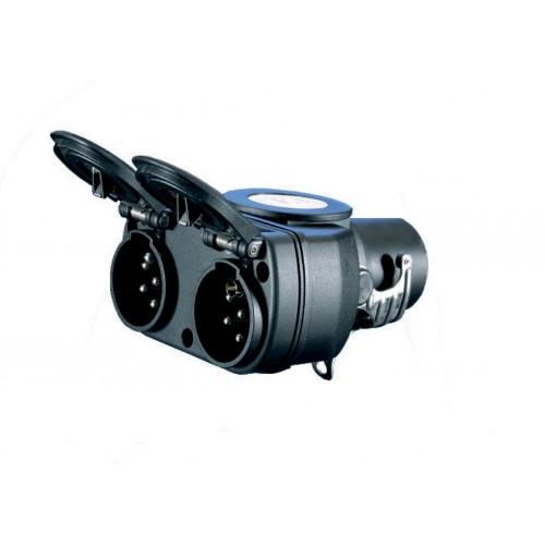 7P-15P - Adaptateur 15P 24S/24N VIGNAL A10064