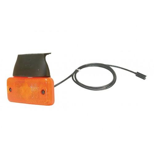 SMD98 LED - Feu de position latéral LED 24V ambre vignal D10494