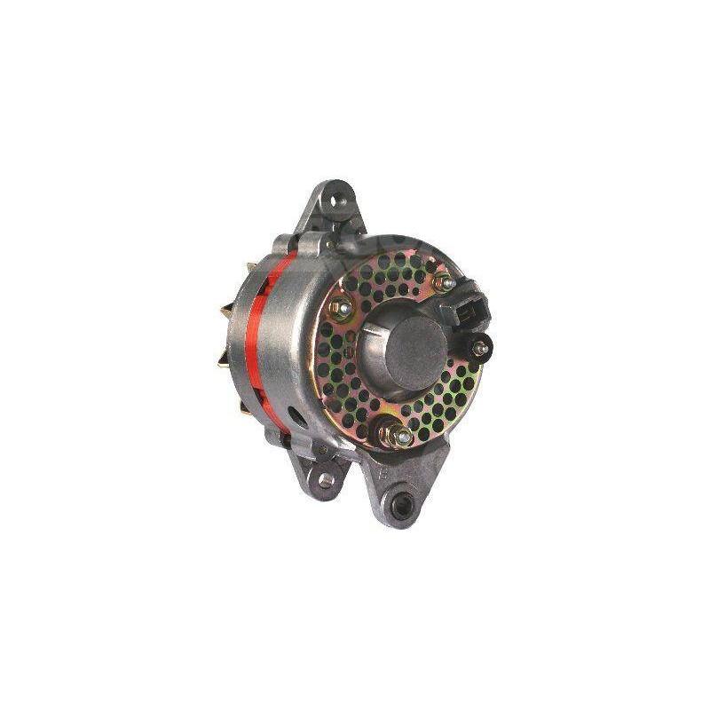 Alternateur 14 Volts 30 A, Denso 021000-0081, Bosch 0986032381
