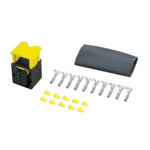 CONN - Kit de réparation connecteur HDSCS 8 voies femelle VIGNAL D13878