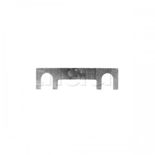 Fusibles à ruban plats non protégés - Longueur 41 mm 80A