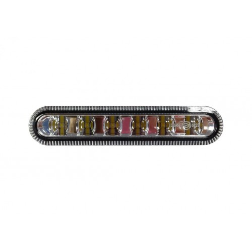 DL long - Feu de pénétration LED long ambre VIGNAL D14190