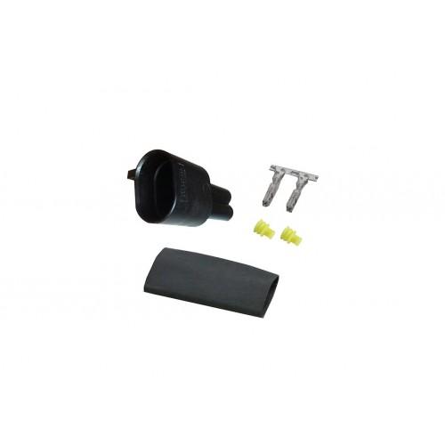 CONN - Kit de réparation connecteur 2 voies position mâle VIGNAL D14214