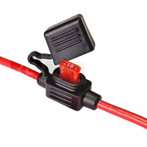 Porte-fusibles pré-câblé pour fusible MIKRO
