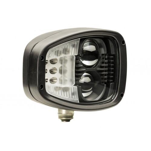 3800 LED - Feu de conduite droit ECE LED 12/24V VIGNAL D14325