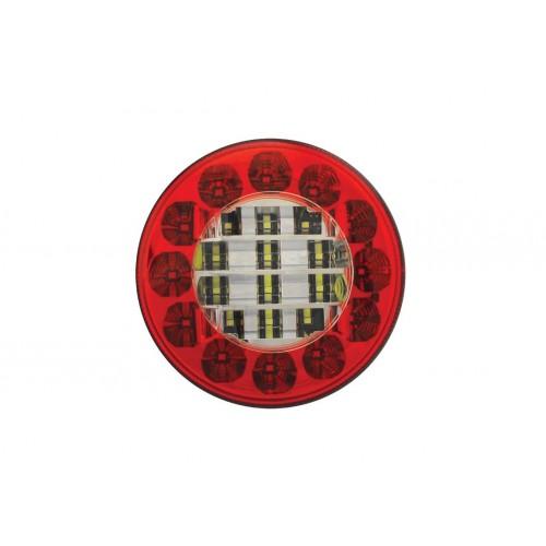 FRR - Feu de brouillard/recul rond LED VIGNAL D14345