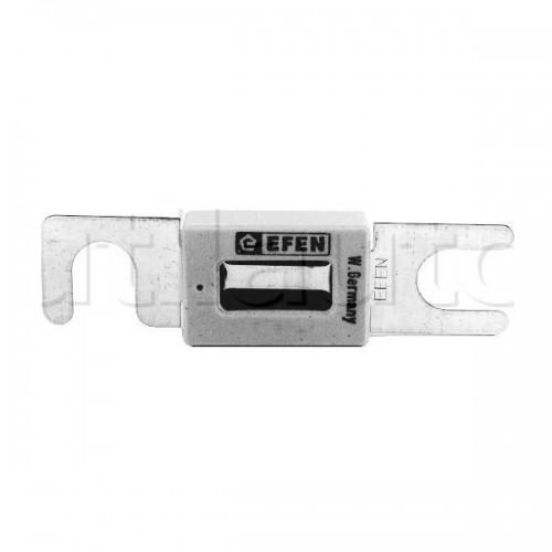 Fusibles à ruban plats protégés - Longueur 82 mm 125A