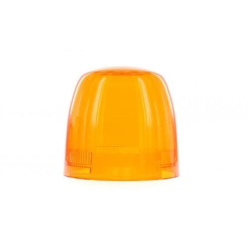 TAURUS LED - Cabochon ambre pour gyrophare TAURUS LED VIGNAL D14486