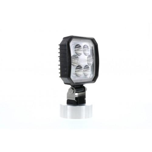 CARBONLUX - Phare de travail LED CARBONLUX carré 110X110mm - connexion DT