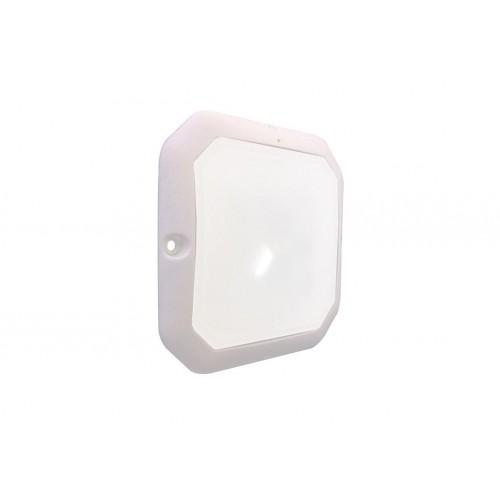 Plafonnier LED 2250 - Plafonnier 4 LED 124x124mm avec détection de mouvement PIR