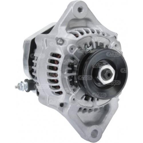 Alternateur 14 Volts 45 A, Bosch 0986036641, Kubota 1735364012