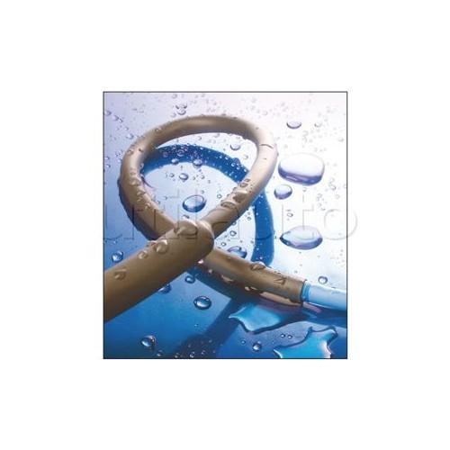 Gaine thermorétractable en longueur 1.22 m - Rétreint 3 : D.18/6+COLLE