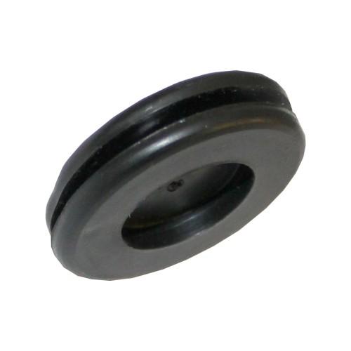 Passe fil à membrane Ø21 Noir dhollandia E0093.21