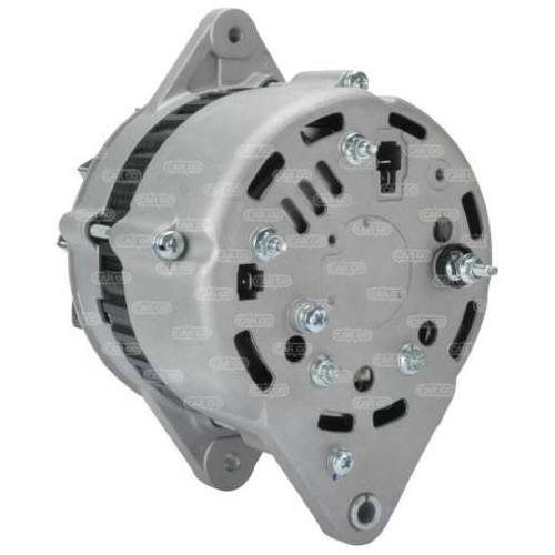 Alternateur 14 Volts 60 A, Bosch 0986032671090, Krauf ALH2198