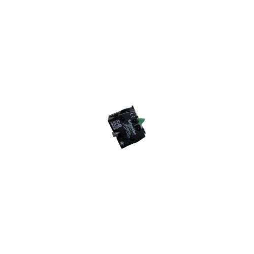 Contact poussoir 1F Vert (1NO) dhollandia E0084