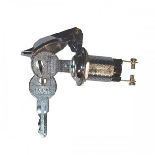 Interrupteur contacteur à clé