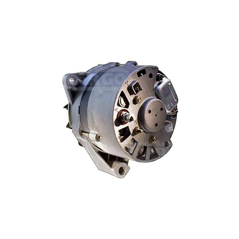 Alternateur 14 Volts 55 A, Volkswagen 114901010, Delco DRA0164