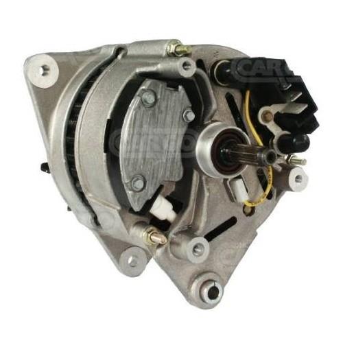 Alternateur 14 Volts 70 A, Bosch 0986036581, Ford 1406061