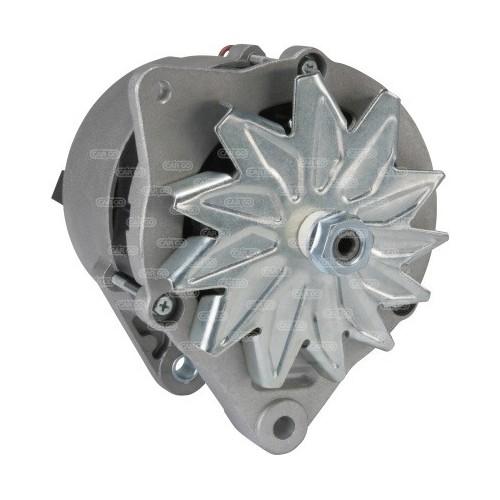 Alternateur 14 volts 70 A,Volkswagen 047903015J, Bosch 0986049380