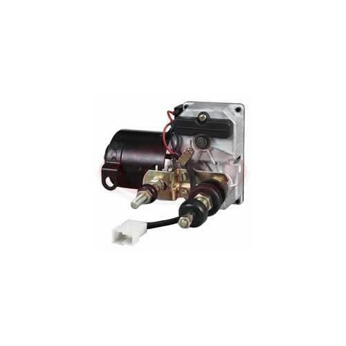 12V WIPER MOTOR - SWITCHED 42MM SINGLE SHAFT 105°