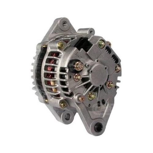 Alternateur 14 Volts 70 A, Bosch 0986038281, Nissan 23100-0E700