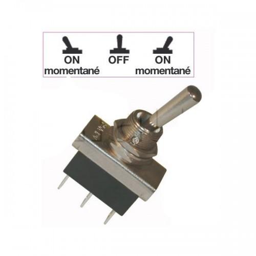 Interrupteurs à tige métal 18 mm - Connexions à vis - Série haute performance 2XON-MOM