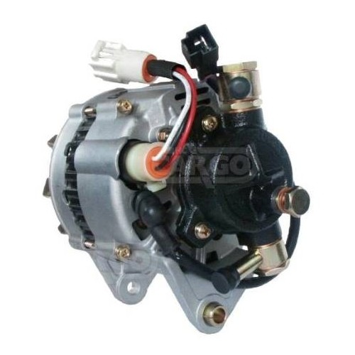 Alternateur 14 Volts 50 A, Bosch 0986038003, Isuzu 5812003161