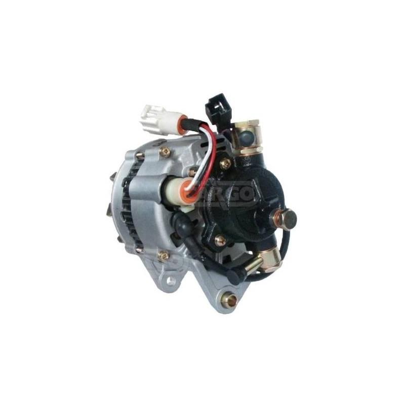 Alternateur 14 Volts 50 A, Bosch 0986038003, Isuzu 5812003161
