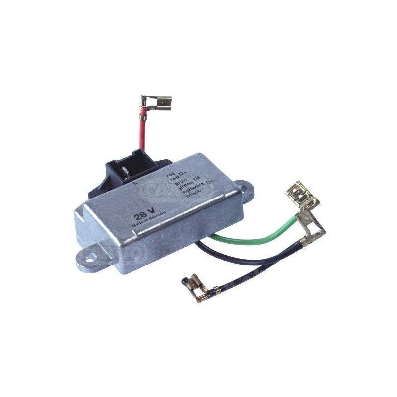 Régulateur 28 Volts, Lucas 21229205, UCB507, Valeo 505035