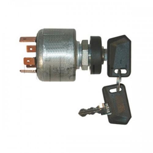 Interrupteur de préchauffage et de démarrage universel pour moteur diesel - 12/24 Volts