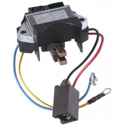 Régulateur 14 Volts, Valeo 092918, Transpo IP130, Lucas UCB225