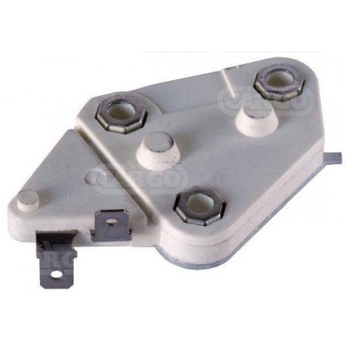 Régulateur 14 Volts, Bosch 0986192015, Opel 1204248, Lucas 21226104