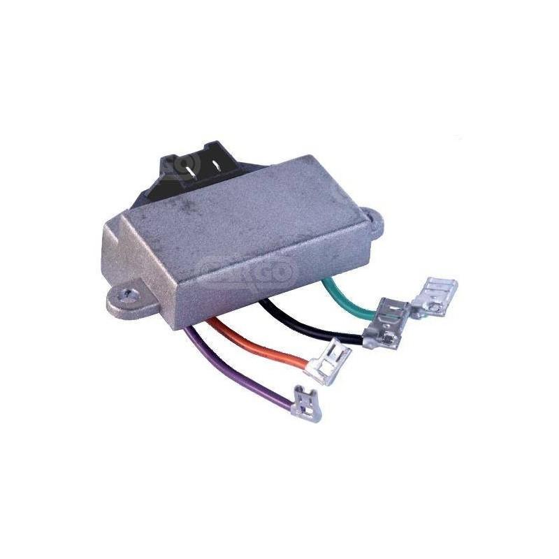 Régulateur 14 Volts, Lucas 21229165, Valeo 505-026, Renault 7701024064