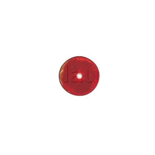 Catadioptres ROND ROUGE