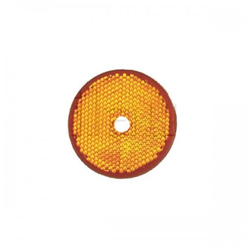 Catadioptres ROND ORANGE