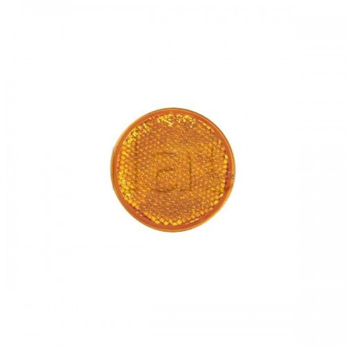 Catadioptres ROND ADHE ORANGE