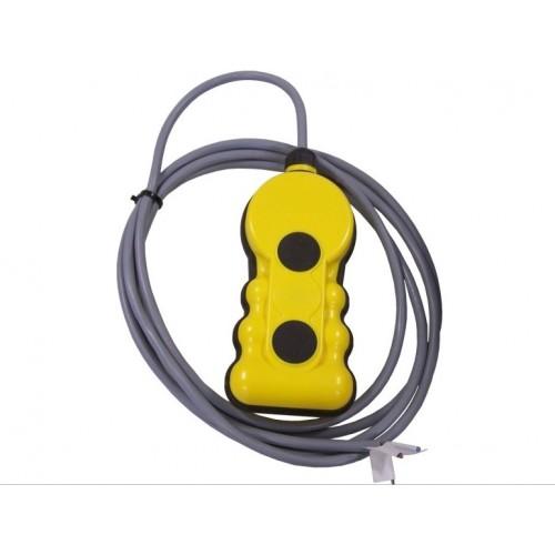 Télécommande 2 boutons pour Benne 3 M de câble