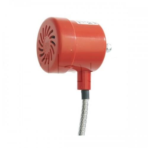 Alarme de recul 12/24 Volts pour transport de matières dangereuses ADR 99DB