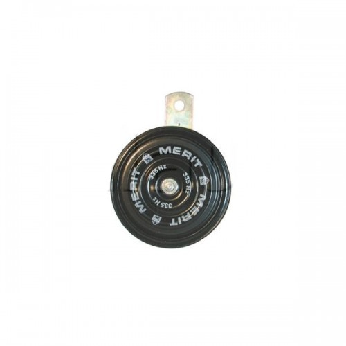 Avertisseur électromagnétique ø 92 mm 12V.