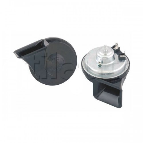 Avertisseur électromagnétique compact ø 100 mm 12V