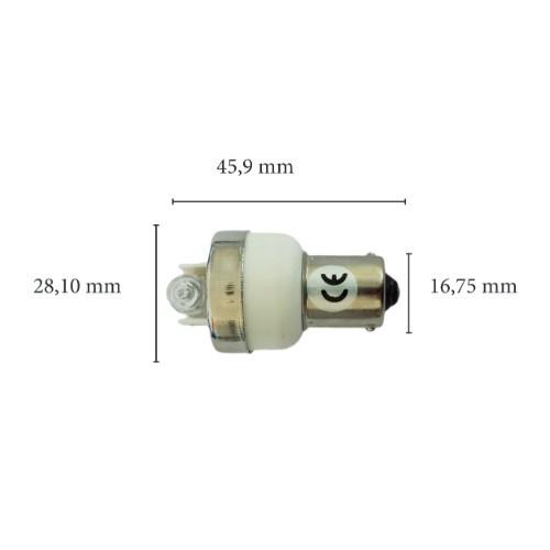 Alarme / Lampe de recul 24V