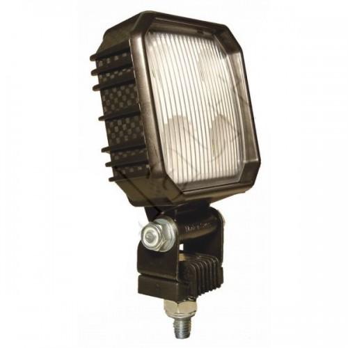 Phare de travail + feu de recul 4 Leds - 10/30 Volts - L 90 x H 133 x Ep 53 mm - IP69K