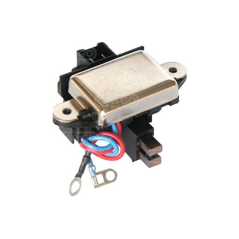 Régulateur 14 Volts, Bosch 0986192001.Valeo 511006, Peugeot 5761.46, Citroen 95546007