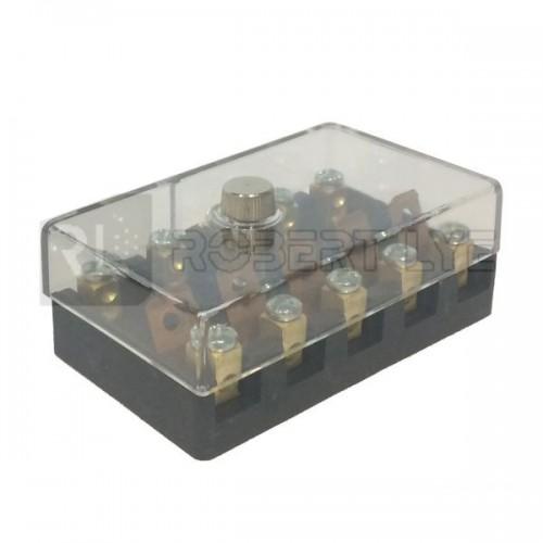 Boîte pour fusibles BNA - Connexion par borne à vis 8A