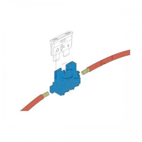 Porte-fusibles à languette pour fusibles à fiches UNIVERSELS