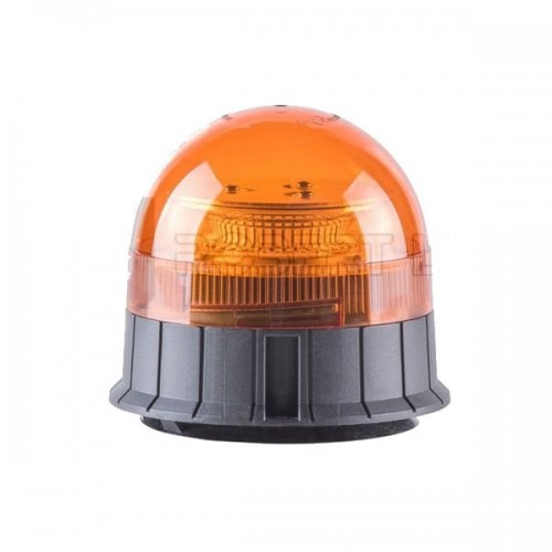 Gyrophare Led Flash 12/24V Orange R65 - R10