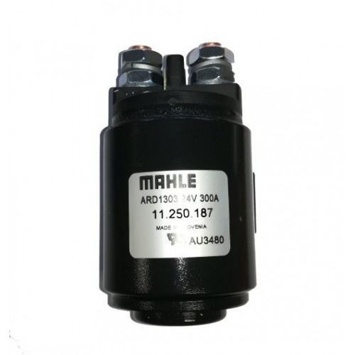 Relais Mahle ISKRA 24V 300A MX39 11.250.187 MAHMX39 72741372