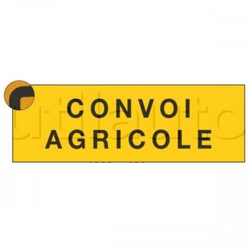 Signalisation des convois agricoles 1200x400