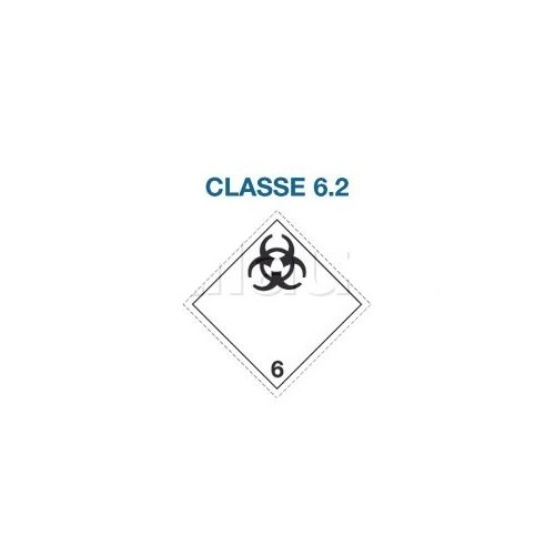Symboles matières dangereuses 300 x 300 CL.6.2
