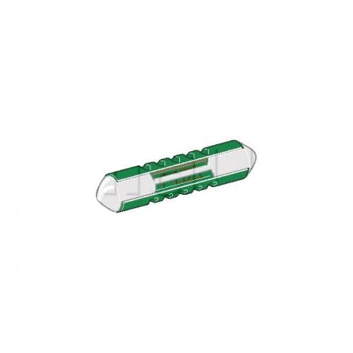 Fusibles 10 A BNA plastique VERT